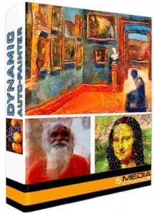 MediaChance Dynamic Auto Painter PRO 5.2 Portable by conservator (x86/x64) [En]