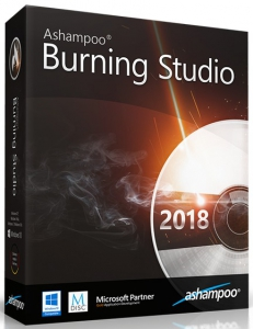 Ashampoo Burning Studio 2018 19.0.0.4