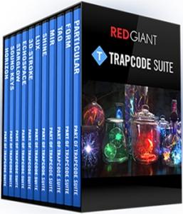 Red Giant Trapcode Suite 15.1.5 RePack by PooShock [En]