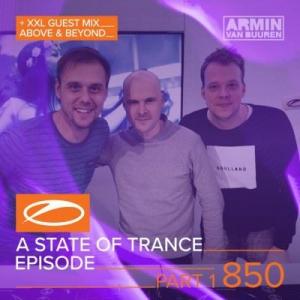 VA - Armin Van Buuren and Above & Beyond - A State of Trance Episode 850 (Part 1)