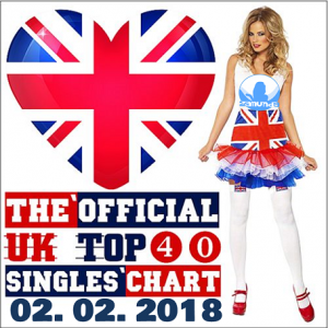 Сборник - The Official UK Top 40 Singles Chart [02.02]