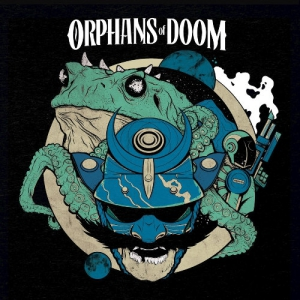 Orphans Of Doom - Strange Worlds / Fierce Gods