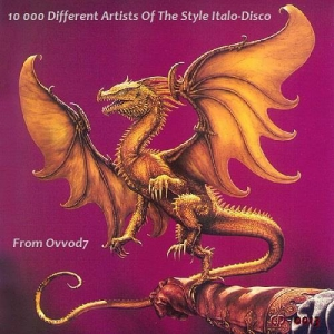 VA - 10 000 Different Artists Of The Style Italo-Disco From Ovvod7 - CD - 0013