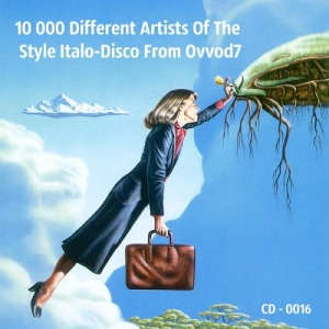 VA - 10 000 Different Artists Of The Style Italo-Disco From Ovvod7 - CD - 0016