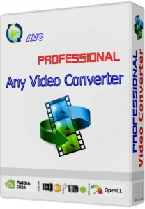 Any Video Converter Professional 7.0.7 RePack (& Portable) by TryRooM [Multi/Ru]
