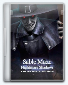 Sable Maze 7: Nightmare Shadows
