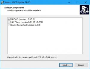 K-Lite Codec Pack Update 16.2.9 [En]