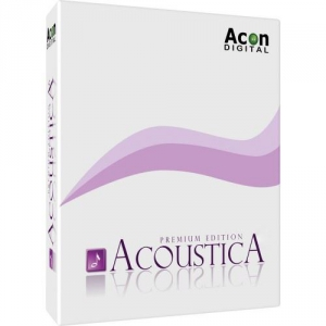 Acoustica Premium Edition 7.2.1 RePack (& Portable) by TryRooM [Ru/En]