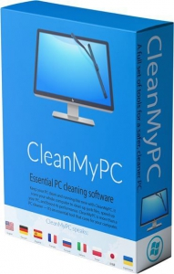 CleanMyPC 1.10.0.1991 RePack (& Portable) by elchupacabra [Multi/Ru]