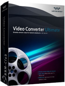 Wondershare Video Converter Ultimate 10.3.1 RePack by elchupacabra [Multi/Ru]