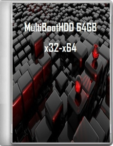 MultiBootHDD 64GB 2018 [Ru]