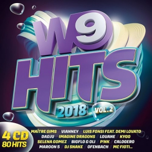 VA - W9 Hits 2018 Vol.2 [4CD]