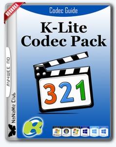 K-Lite Codec Pack 16.2.5 Mega/Full/Standard/Basic [En]