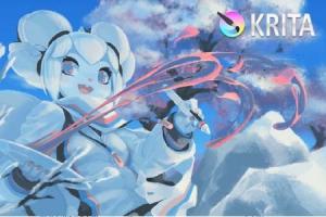 Krita 4.2.1 + Portable [Multi/Ru]