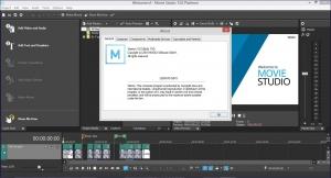 MAGIX VEGAS Movie Studio Platinum 15.0.116 [Multi]