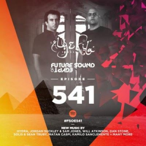 VA - Aly & Fila - Future Sound of Egypt 541