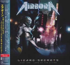 Airborn - Land Of The Living