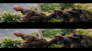 Джуманджи: Зов джунглей 3D | HOU