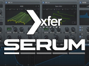 Xfer Records - Serum 1.214b4 + Audio DSP Pack (VSTi, VST, AAX) (x86/x64) [En] (No install)