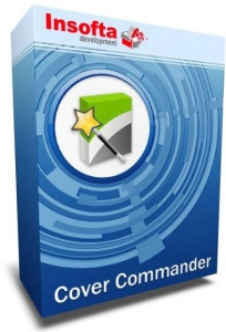 Insofta Cover Commander 5.7.0 RePack (& Portable) by TryRooM [Multi/Ru]