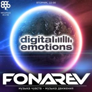 Fonarev - Эфиры радиошоу/подкаста «Znaki / Digital Emotions»