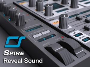 Reveal Sound - Spire 1.1.13 (build 4027) + 640 SoundBanks (VSTi, AAX) (x86/x64) [En] (No install)