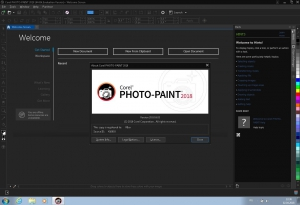 CorelDRAW Graphics Suite 2018 20.0.0.633 (x64) [Multi]