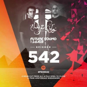 VA - Aly & Fila - Future Sound of Egypt 542