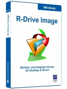 R-Drive Image Technician 6.2 Build 6206 RePack (& Portable) by TryRooM [Multi/Ru]