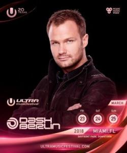 VA - Dash Berlin @ Ultra Music Festival Miami