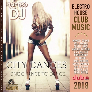 VA - City Dances: Top 150 DJ