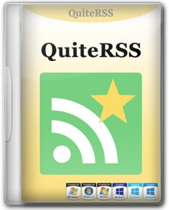 QuiteRSS 0.18.10 + Portable [Multi/Ru]