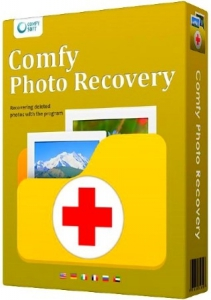 Comfy Photo Recovery 4.7 RePack (& Portable) by ZVSRus [Ru/En]