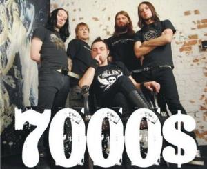 7000$ - 11 Albums + 8 Singles + 2 Live's