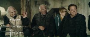 Дедушка под прикрытием