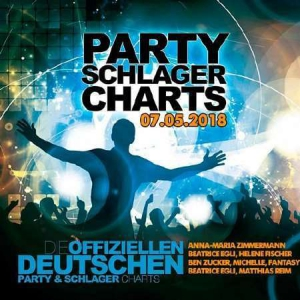 VA - German Top 50 Party Schlager Charts 07.05.2018