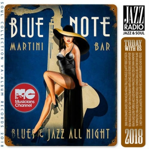VA - Blue Note Jazz Martini Bar