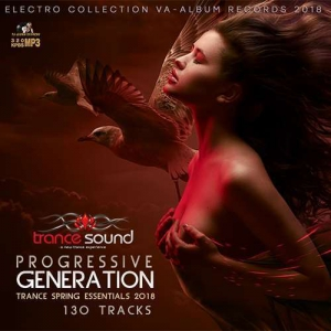 VA - Progressive Generation: Trance Party