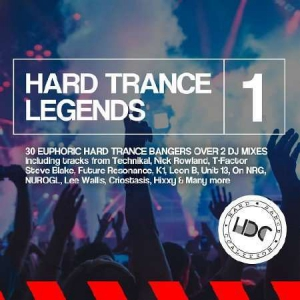 VA - Hard Trance Legends, Vol.1