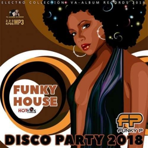 VA - Funky House: Disco Party