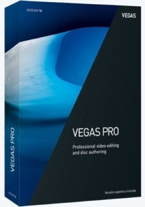MAGIX Vegas Pro 15.0 Build 387 RePack by elchupacabra [Ru/En]