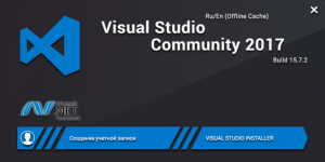 Microsoft Visual Studio 2017 Community 15.9.12 (Offline Cache, Unofficial) [Ru/En]