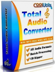 CoolUtils Total Audio Converter 5.3.0.174 RePack (& Portable) by TryRooM [Multi/Ru]