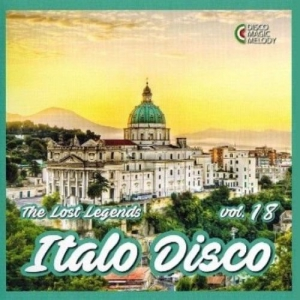 VA - Italo Disco: The Lost Legends Vol. 18
