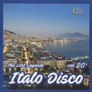 VA - Italo Disco: The Lost Legends Vol. 20