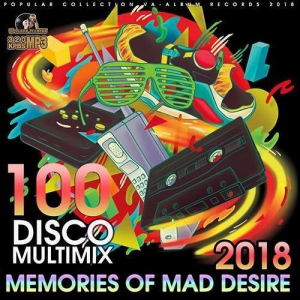 VA - Memories Of Mad Desire: Disco Multimix
