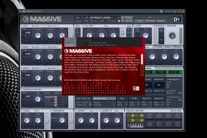 Native Instruments - Massive 1.5.5 STANDALONE, VSTi, AAX (x86/x64) RePack by VR [En]