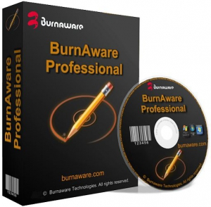BurnAware Professional 12.0 RePack (& Portable) by TryRooM [Multi/Ru]