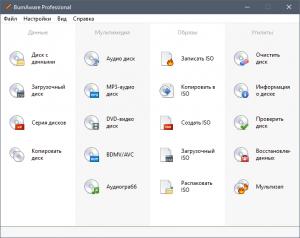 BurnAware Professional 13.0 RePack (& Portable) by TryRooM [Multi/Ru]