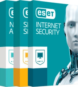 ESET NOD32 Antivirus / Internet Security / Smart Security Premium 11.1.54.0 RePack by KpoJIuK [Multi/Ru]